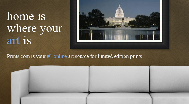 Prints.com is the #1 online art gallery for limited edition prints