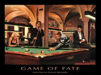 Chris Consani Game Of Fate