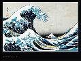 Katsushika Hokusai The Great Wave