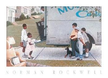 Norman Rockwell Moving In