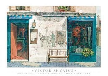 Viktor Shvaiko Bon Vivant Tavern