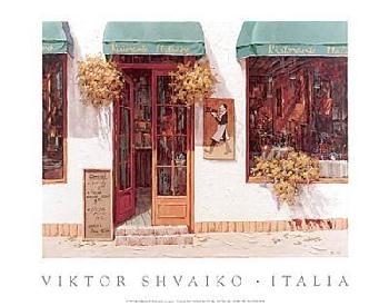 Viktor Shvaiko Italia