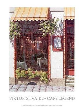 Viktor Shvaiko Cafe Legend