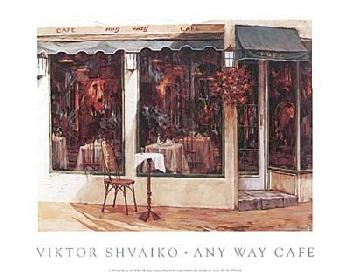Viktor Shvaiko Any Way Cafe
