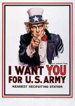 James Montgomery Flagg I Want You