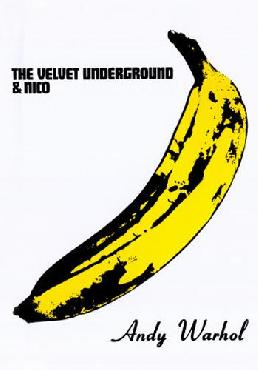 Andy Warhol The Velvet Underground & Nico (banana)