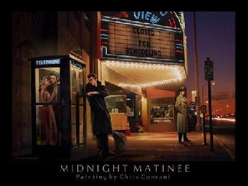 Chris Consani Midnight Matinee