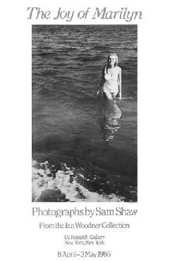 Sam Shaw Marilyn Monroe, Amagansett, Ny, 1957 (exhibition Poster