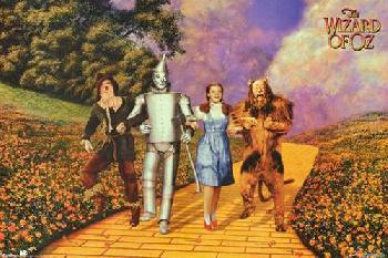 Anonymous The Wizard Of Oz  -  Yellow Brick Road
