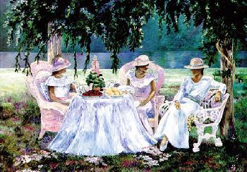 Consuelo Gamboa Afternoon Tea II