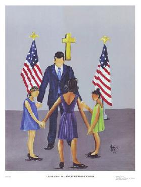 Annie Lee A Family That Prays Together Stays Together