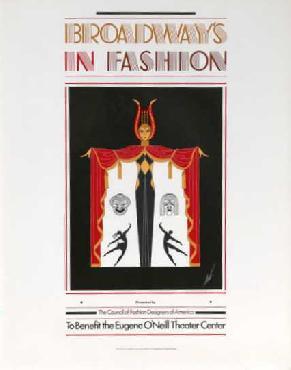 Erte Broadways In Fashion