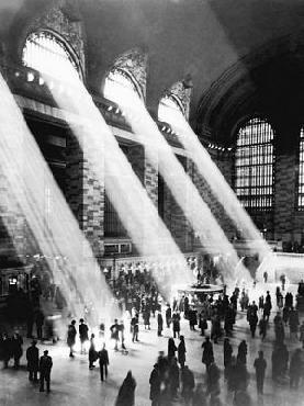Corbis Grand Central Station