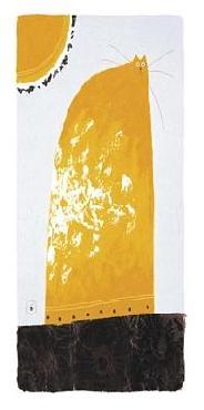 Nazran Govinder Yellow Cat