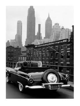 Sam Shaw Marilyn In New York City