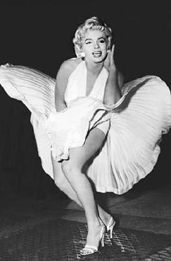 Sam Shaw Marilyn Monroe, The Legend