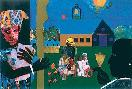 Romare Bearden School Bell Time