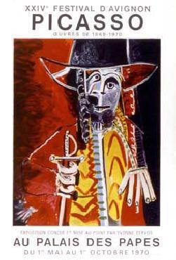 Pablo Picasso XXIV Festival d