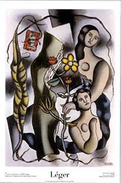 Fernand Leger Cartolina