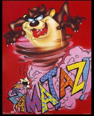 Looney Tunes Tasmanian Devil: Razamataz!