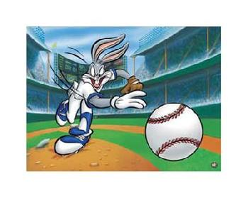 Looney Tunes Fastball Bugs Limited Edition Giclee of 500