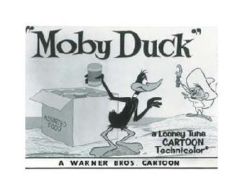 Looney Tunes Moby Duck Limited Edition Giclee of 500