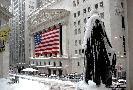 Igor Maloratsky New York Stock Exchange & George Washington Statue, 200