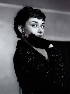 Anonymous Audrey Hepburn