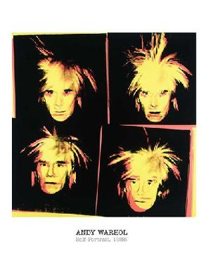 Andy Warhol Self - Portrait, 1986