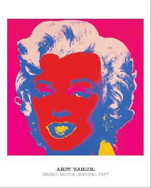 Andy Warhol Marilyn Monroe, 1967
