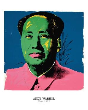 Andy Warhol Mao, 1972