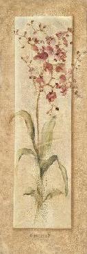 Cheri Blum Orchid Panel