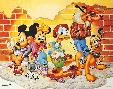 Disney Mickey & Friends: Brick Wall