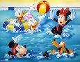 Disney Mickey & Friends: Pool Games
