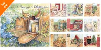 Shelly Reeves Smith Beautiful Blessings 2007 Calendar LAST ONES