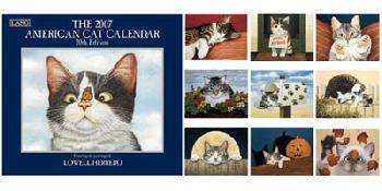 Lowell Herrero American Cat 2007 Calendar