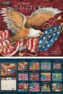Susan Winget Old Glory 2008 Calendar