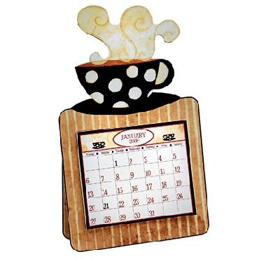 Dan DiPaolo Coffee Talk Dimensional 2008 Calendar