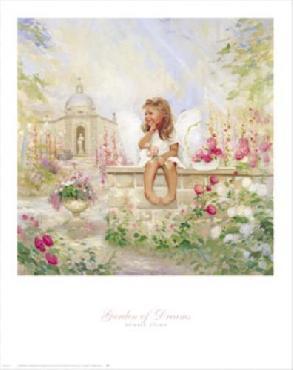 Donald Zolan Garden Of Dreams Canvas