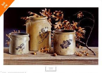 Pauline Eble Campanelli Oak Moon Canvas LAST ONES IN INVENTORY!!