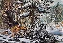 Currier and Ives American Winter Sports