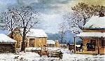 Currier and Ives Home, Thanksgiving