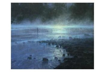 Brent Cotton Blue Moon Rising