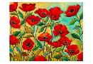 Peggy Davis Poppy Garden