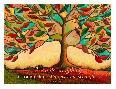 Peggy Davis Tree Splendor II (i Can Do Everything Through Him...)