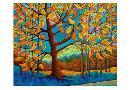 Peggy Davis Beneath The Golden Leaves