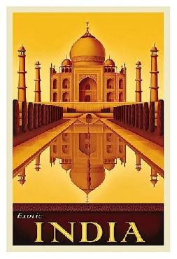 Steve Forney Exotic India