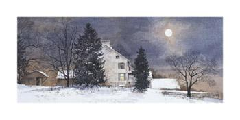 Ray Hendershot A Cold Night