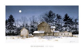 Ray Hendershot Pine Ridge