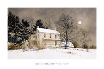 Ray Hendershot Wolf Moon